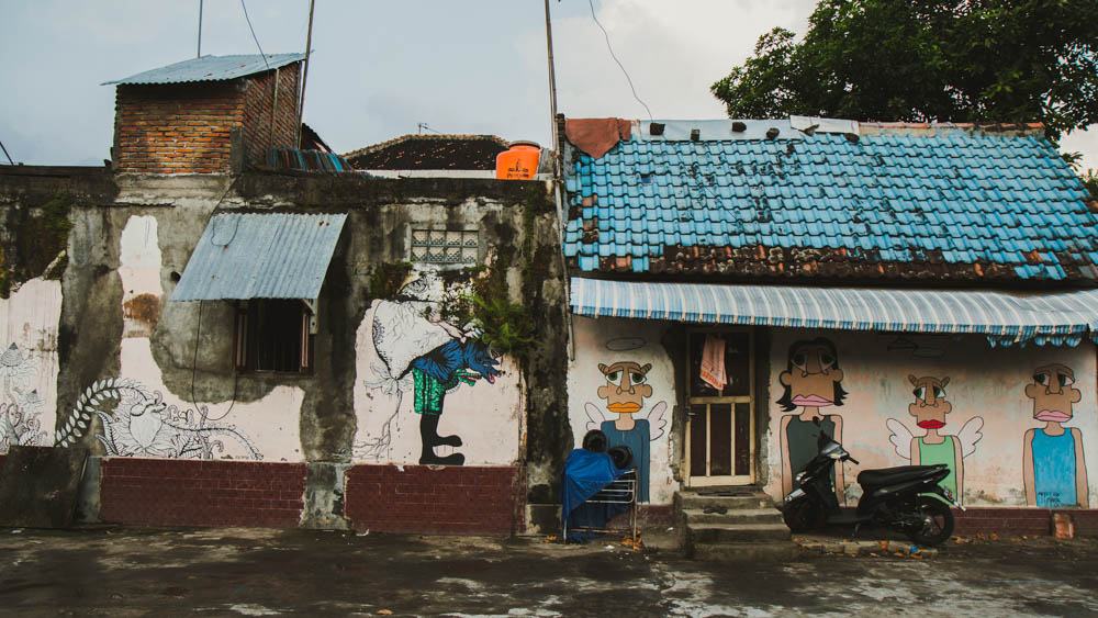 Yogyakarta Kali Code